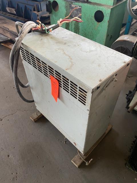 45 KVA POWERTRAN TRANSFORMER: STOCK #15406