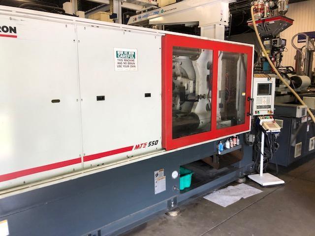 Star Automation TW-1200VI-480  Used Full Servo Robot, 300-600 US ton, Yr. 2013