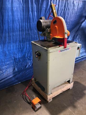 Sampson Model SC12 Trim & Chop Saw