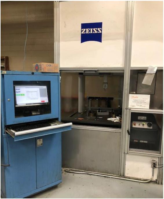ZEISSZeiss Contura 7/7/6 DCC Coordinate Measuring Machine (CMM) Vast XT Scanning Head