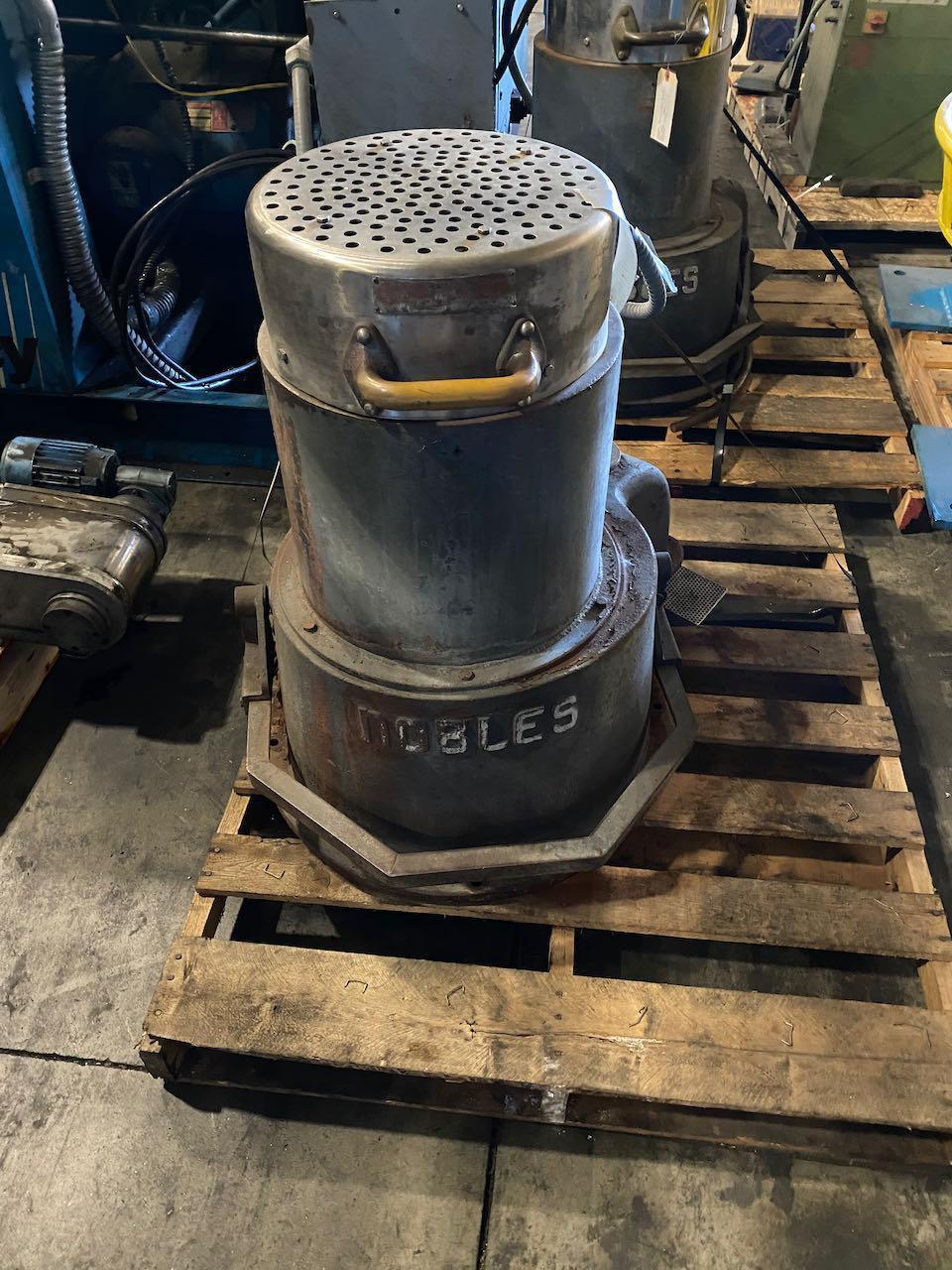 Nobles Spin Dryer Model 9263-1251