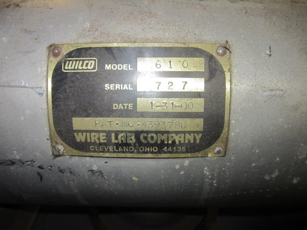 Wirelab Model 920 Air Jet Descaling System