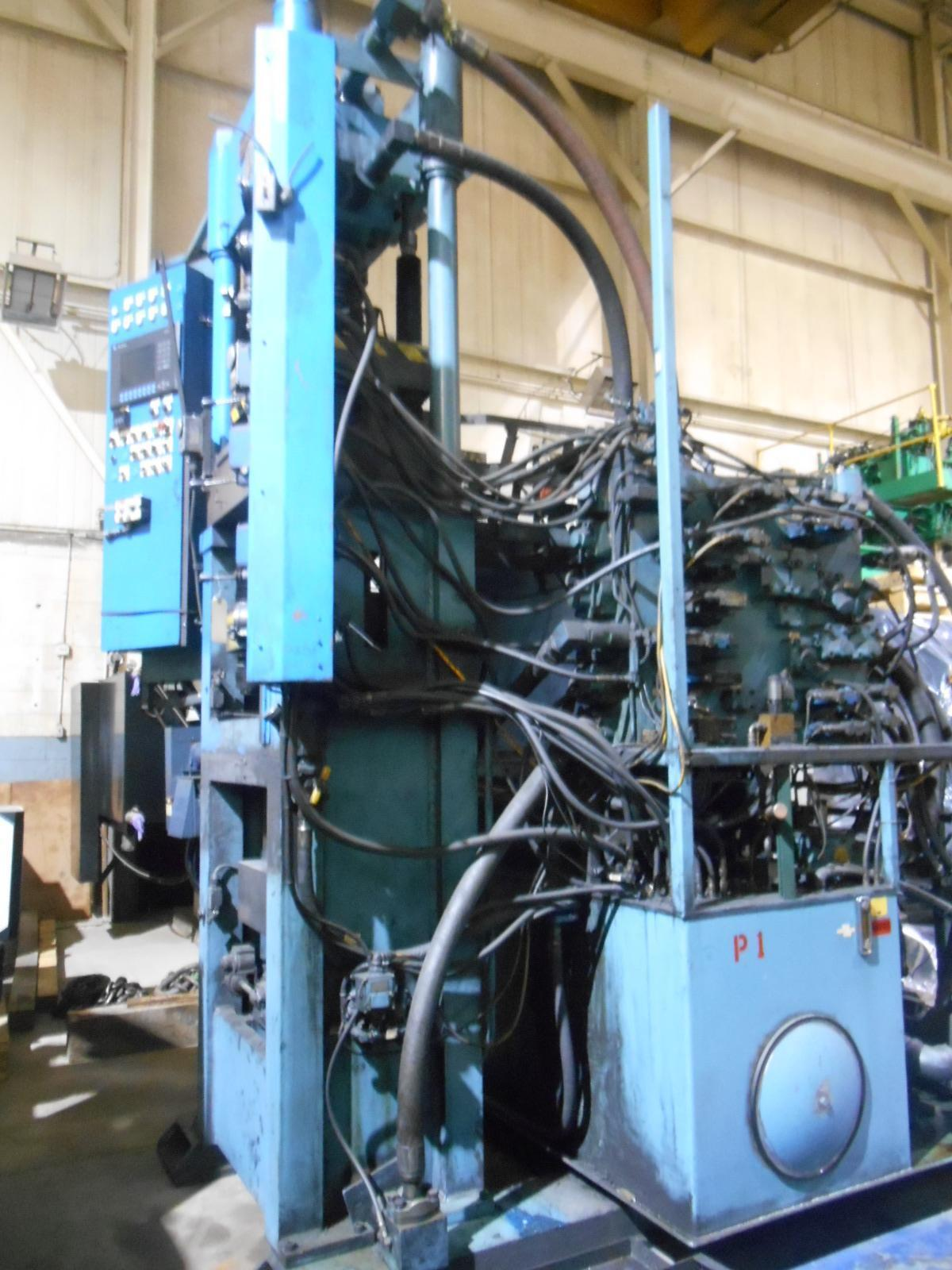 170 TON HYDRAMET POWDER METAL COMPACTION PRESS
