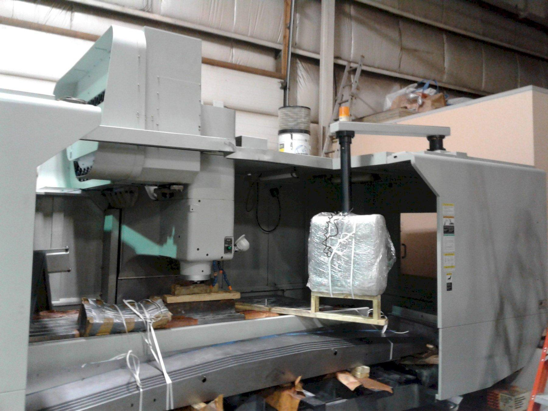 Hyundai Kia VX 950M CNC Vertical Machining Center