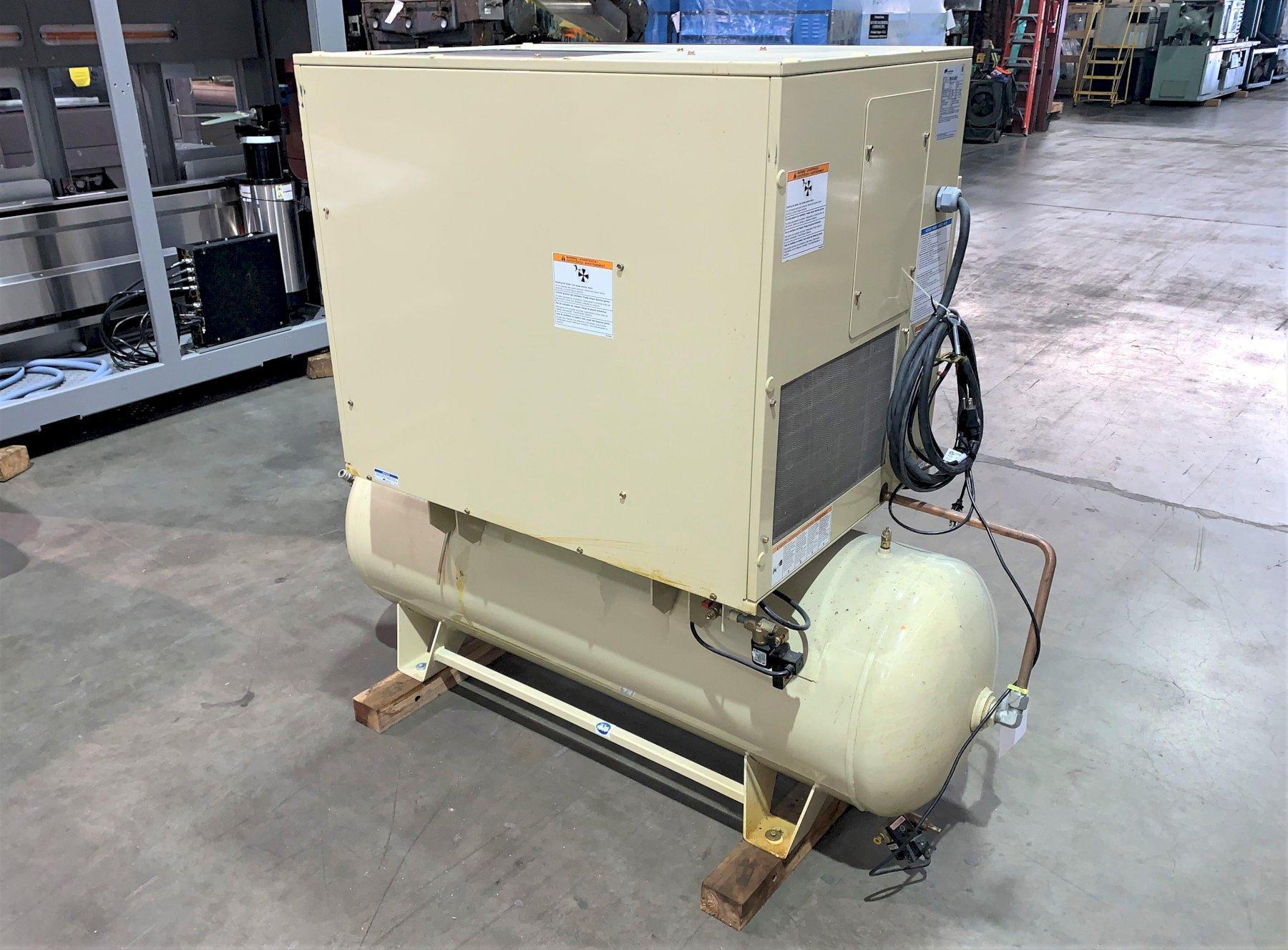 Ingersoll-Rand 15HP Rotary Screw Compressor