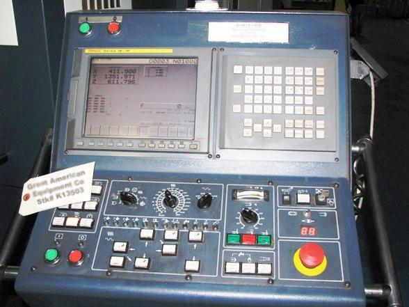 Johnford DMC-2100 Vertical Machining Center