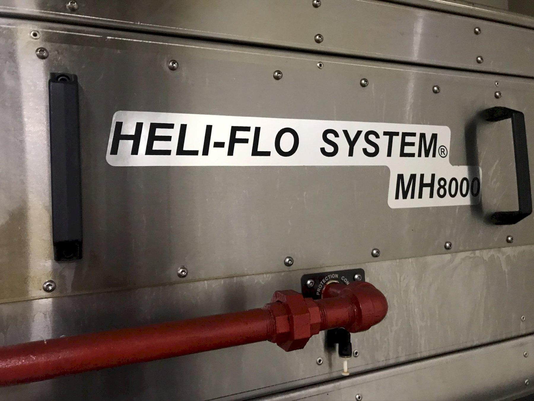 USED HELICAL DYNAMICS 8,000 CFM OIL / MIST COLLECTOR, Stock # 10755, Year 2006