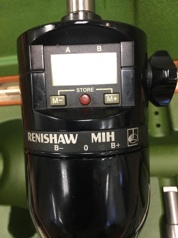 RENISHAW MIH Manual Indexable CMM Touch Probe Head