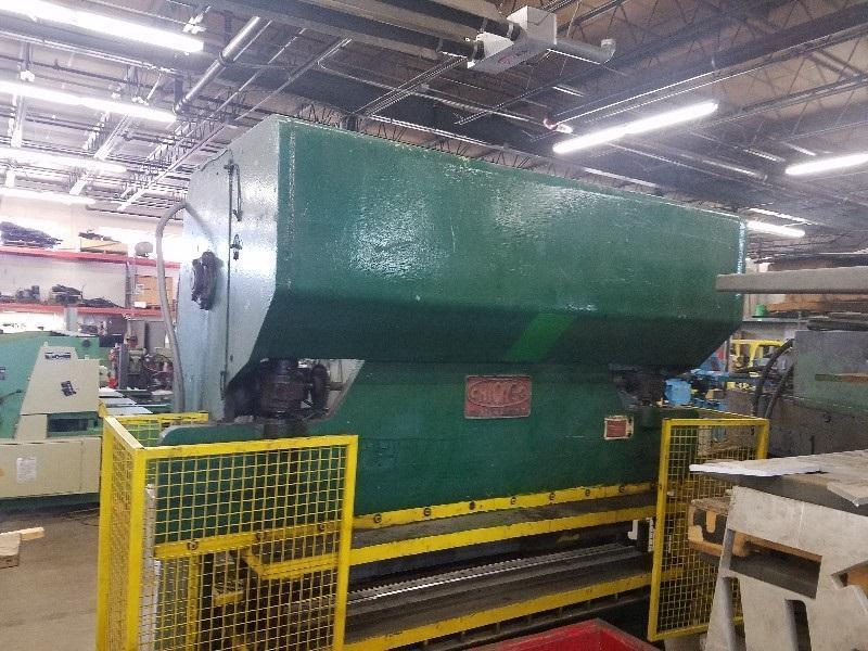 Chicago D&K 6L8 55 Ton Press Brake