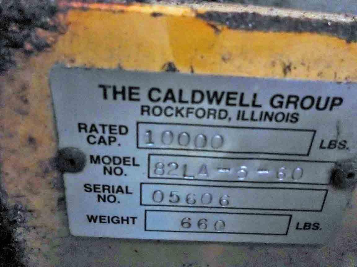 "10,000# x 60"" Caldwell C-Hook"