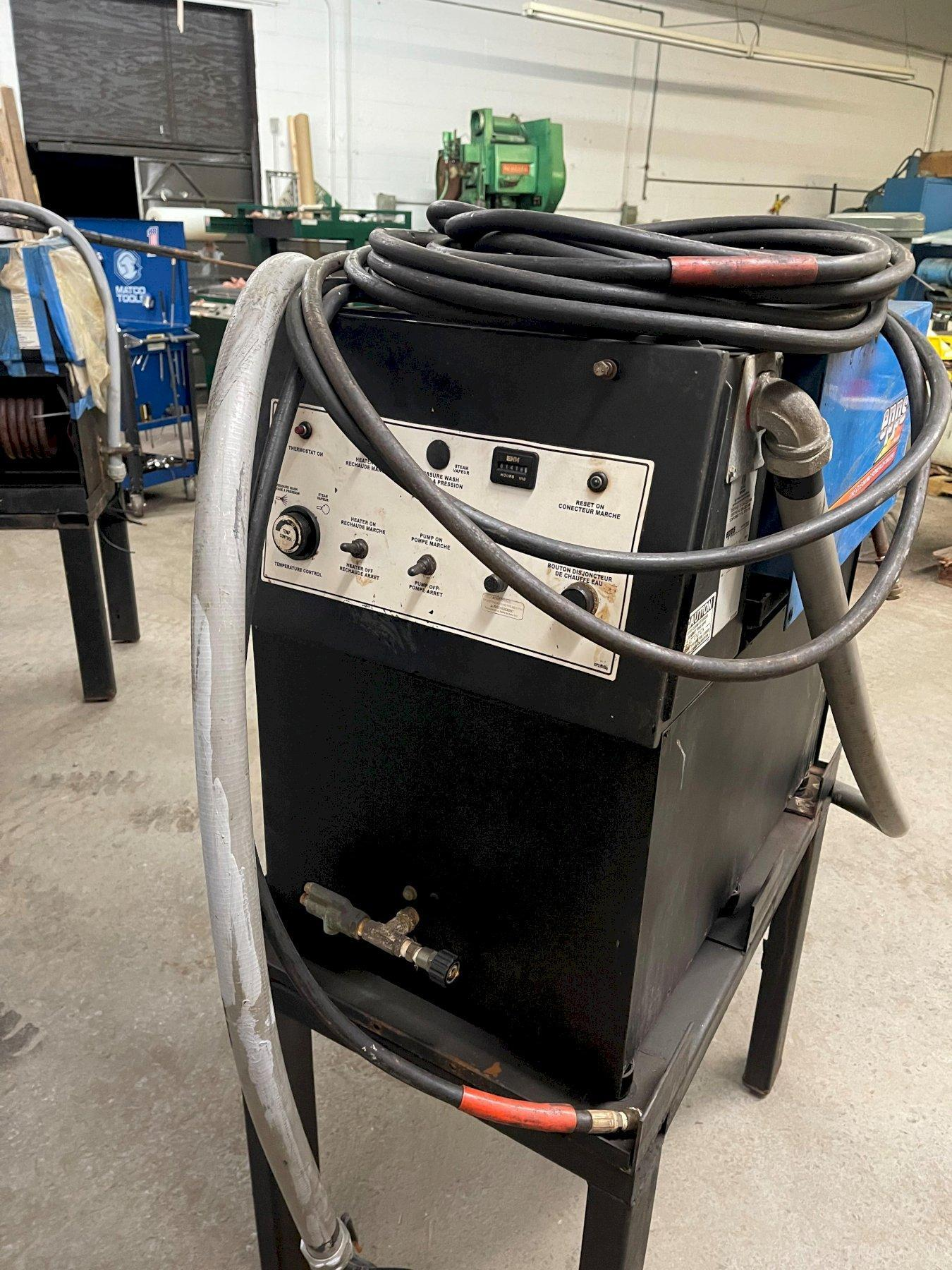 EPPS 3550P-72 Pressure Washers Qty. 2, Electrically Heated.