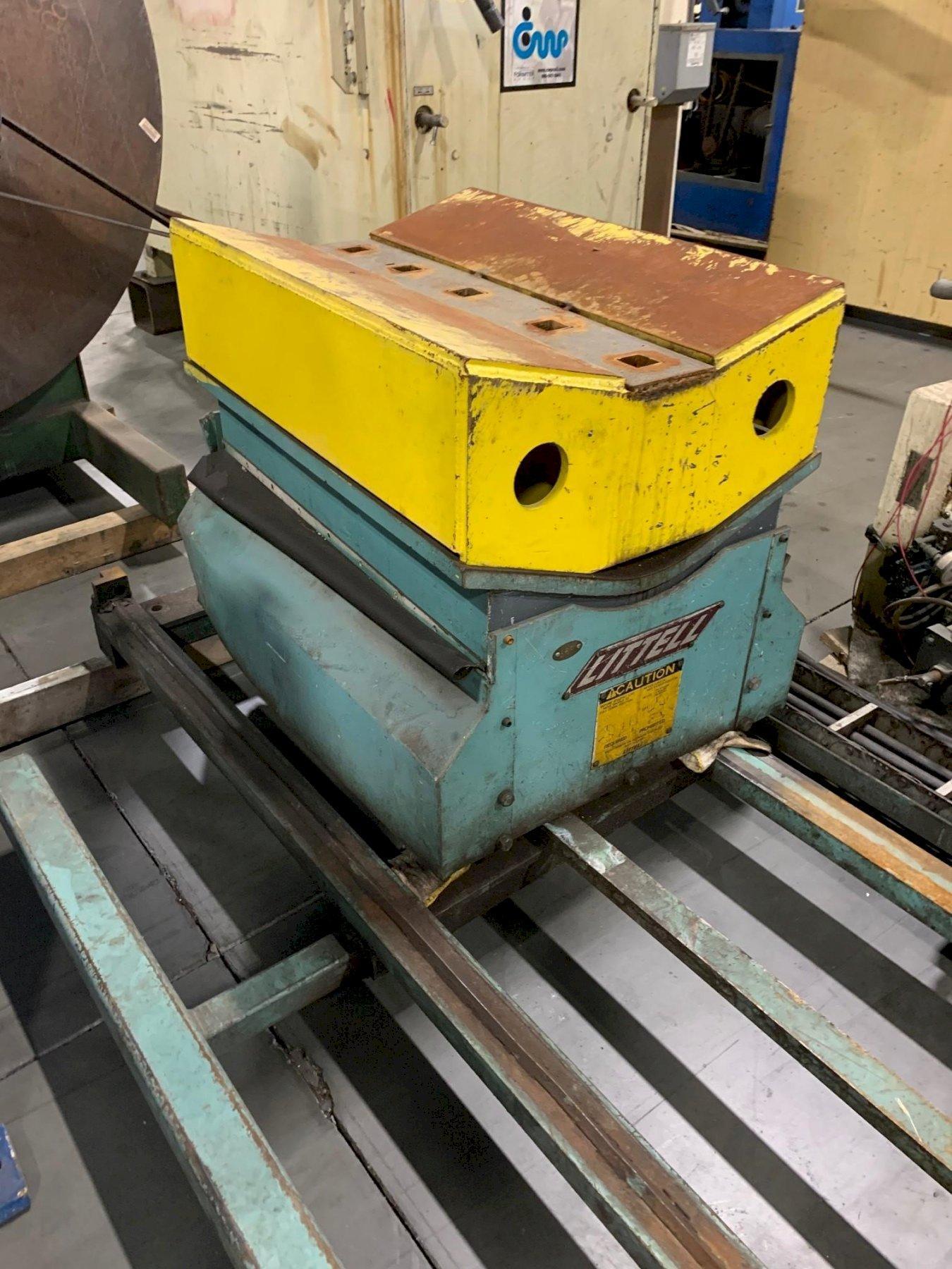Littell Traveling Coil Load Car 10,000 Lb