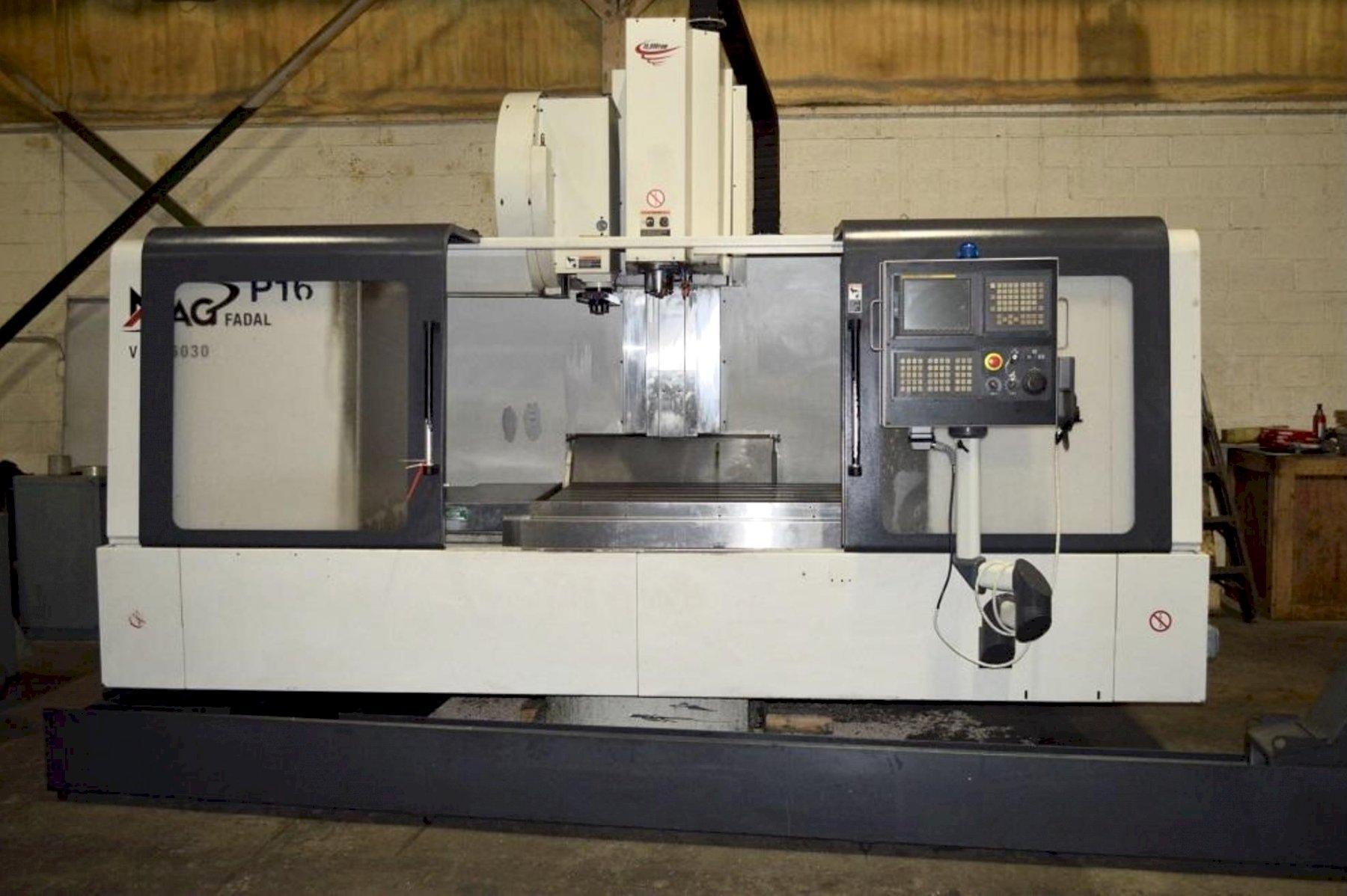 FADAL VMC6030HT