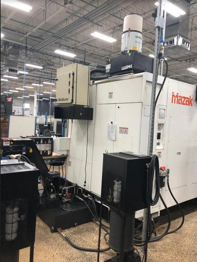 MAZAK2015 Mazak Integrex i100S, 2 Available!