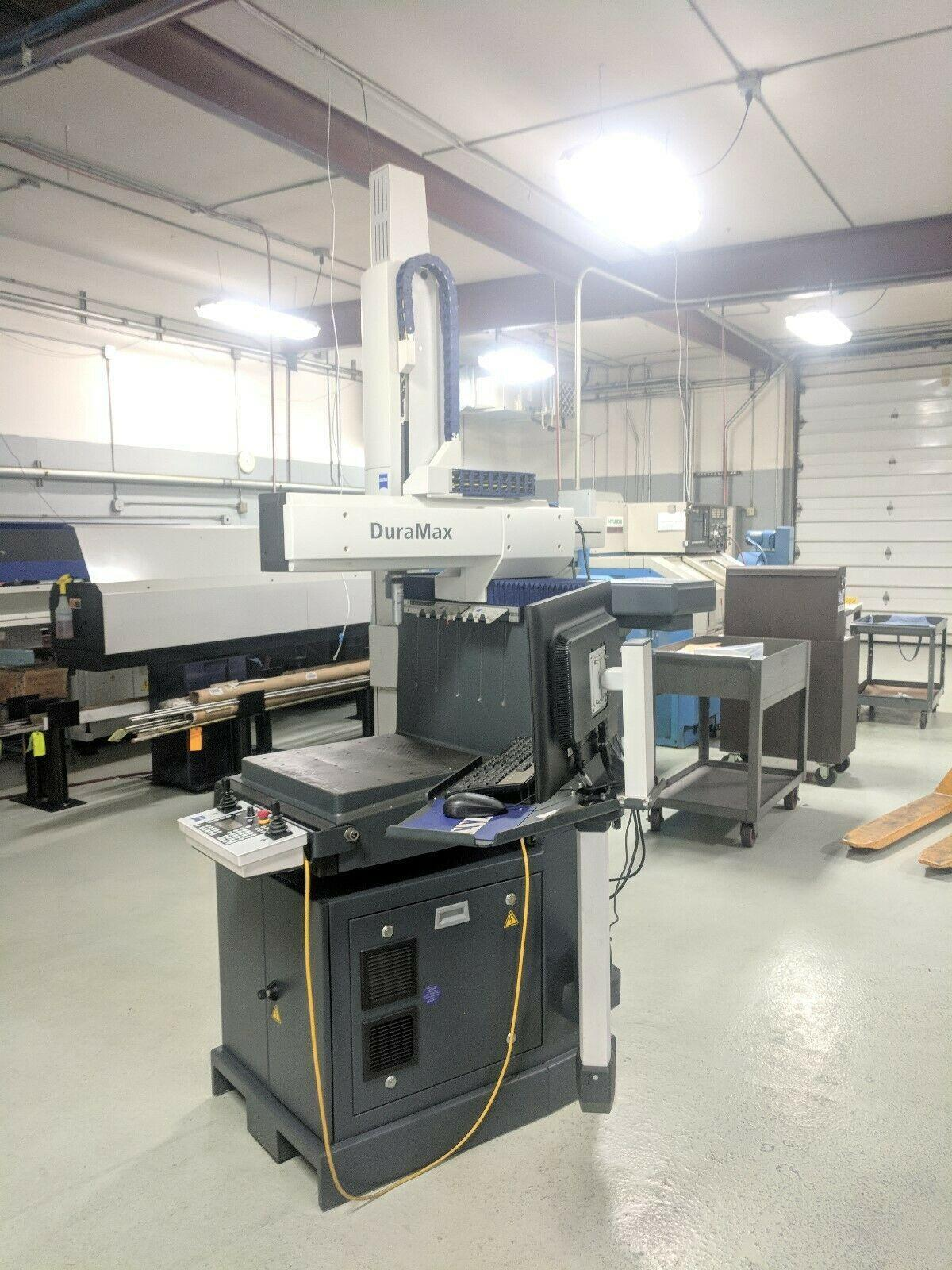 "2012 Zeiss Duramax 5/5/5; 20"" x 20"" x 20"", Coordinate Measuring Machine"
