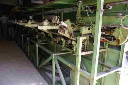 Adige #x2 Tube and Bar Cut-Off Saw
