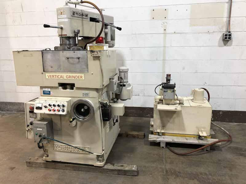 "16"" Yoshikawa Model YGS-16RF Vertical Spindle Rotary Surface Grinding Machine"