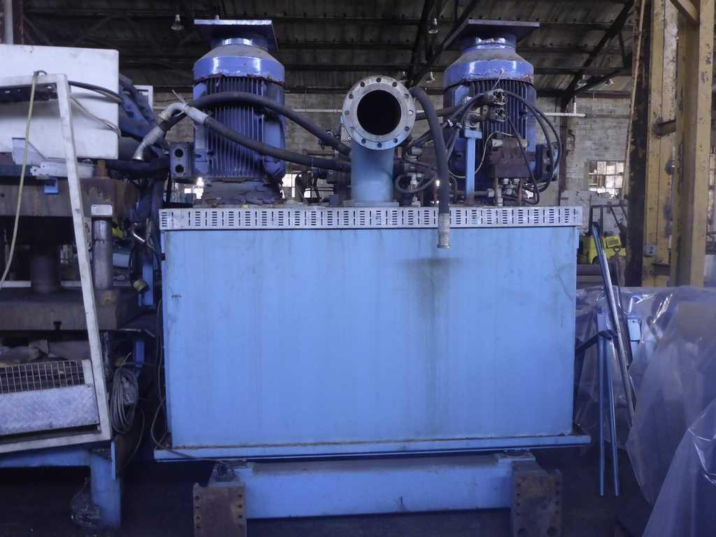 Hydraulic Power Unit, Rexroth