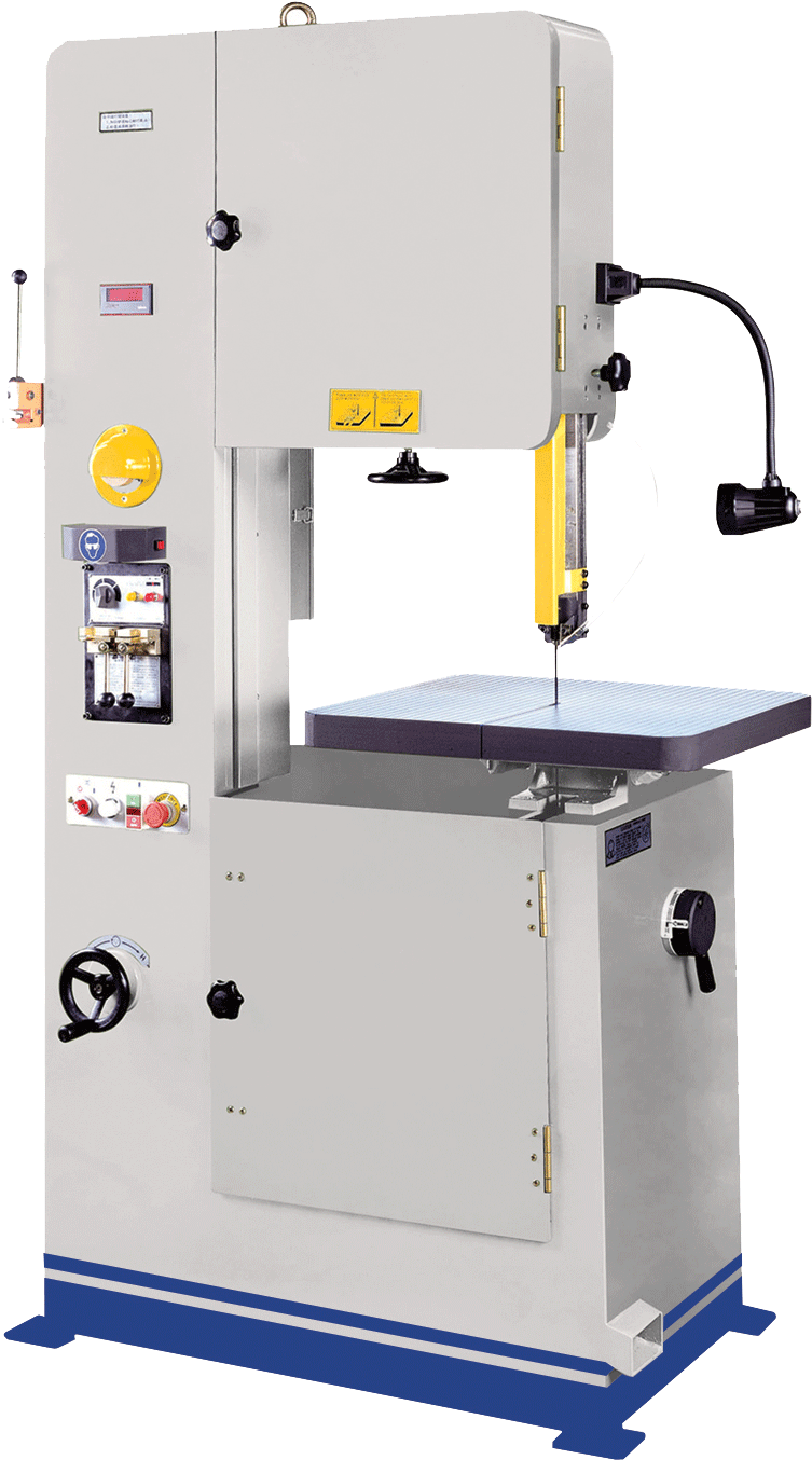 ACRA MODEL KV-50 VERTICAL METAL CUTTING BANDSAW
