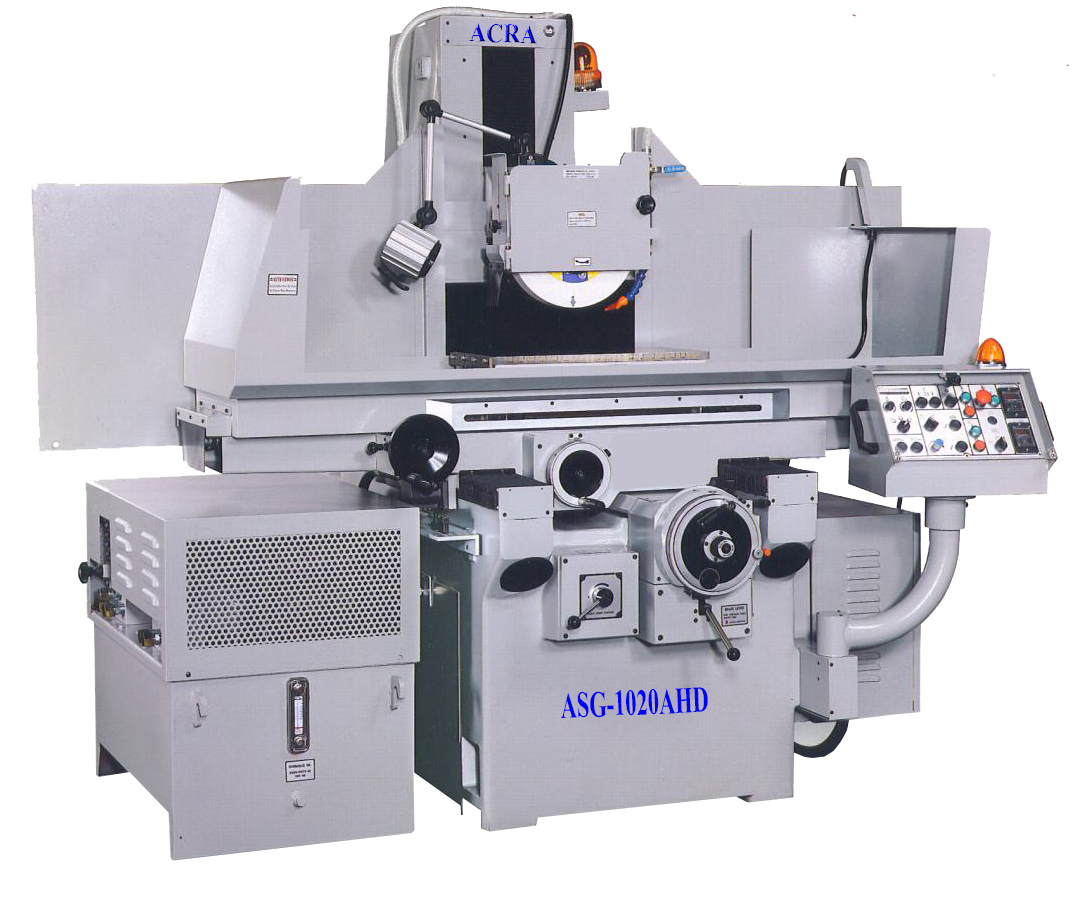 "10"" X 20"" ACRA MODEL 1020AHD AUTOMATIC 3 AXIS HIGH PRECISION SURFACE GRINDER"