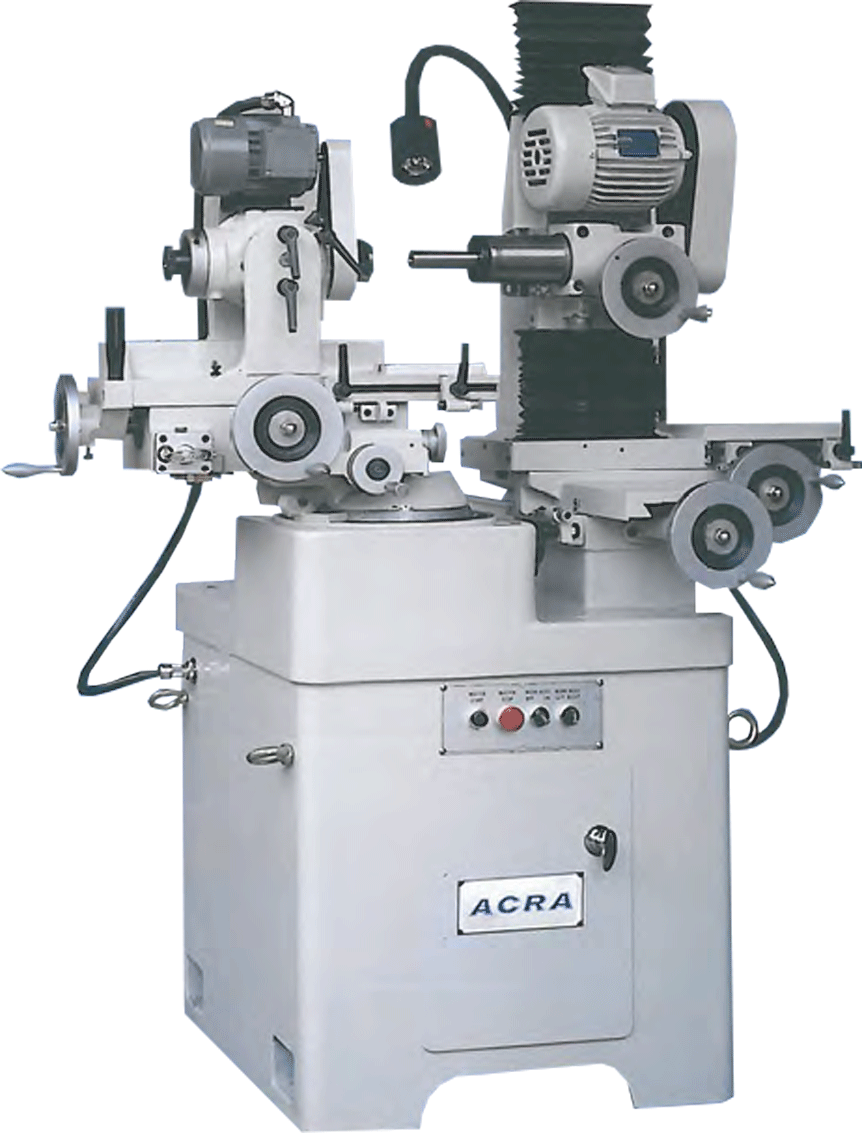 ACRA MODEL MN-2 UNIVERSAL TOOL & CUTTER GRINDER WITH BALL SCREW