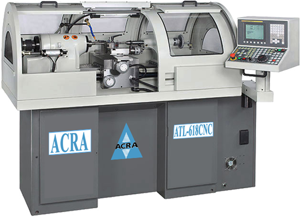 ACRA MODEL ATL-618 CNC TOOLROOM PRECISION LATHE WITH FAGOR 8055I CONTROLLER