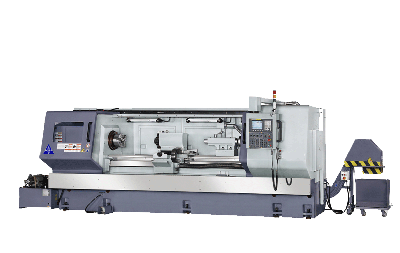 "22"" X 80"" ACRA MODEL 2280 ENC CNC LATHE WITH FANUC OI MATE TD CONTROLLER"