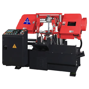 "11.8"" X 11.8"" ACRA MODEL 300HA FULLY AUTOMATIC DOUBLE COLUMN HYDRAULIC BANDSAW"
