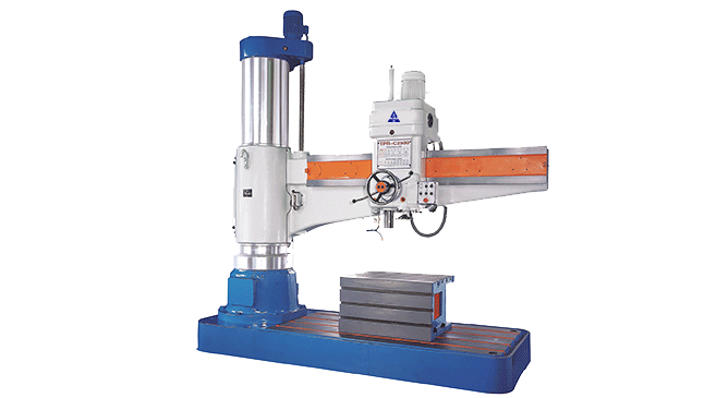 ACRA MODEL ARDC2500 RADIAL ARM DRILLING MACHINE WITH HYDRAULIC CLAMPING