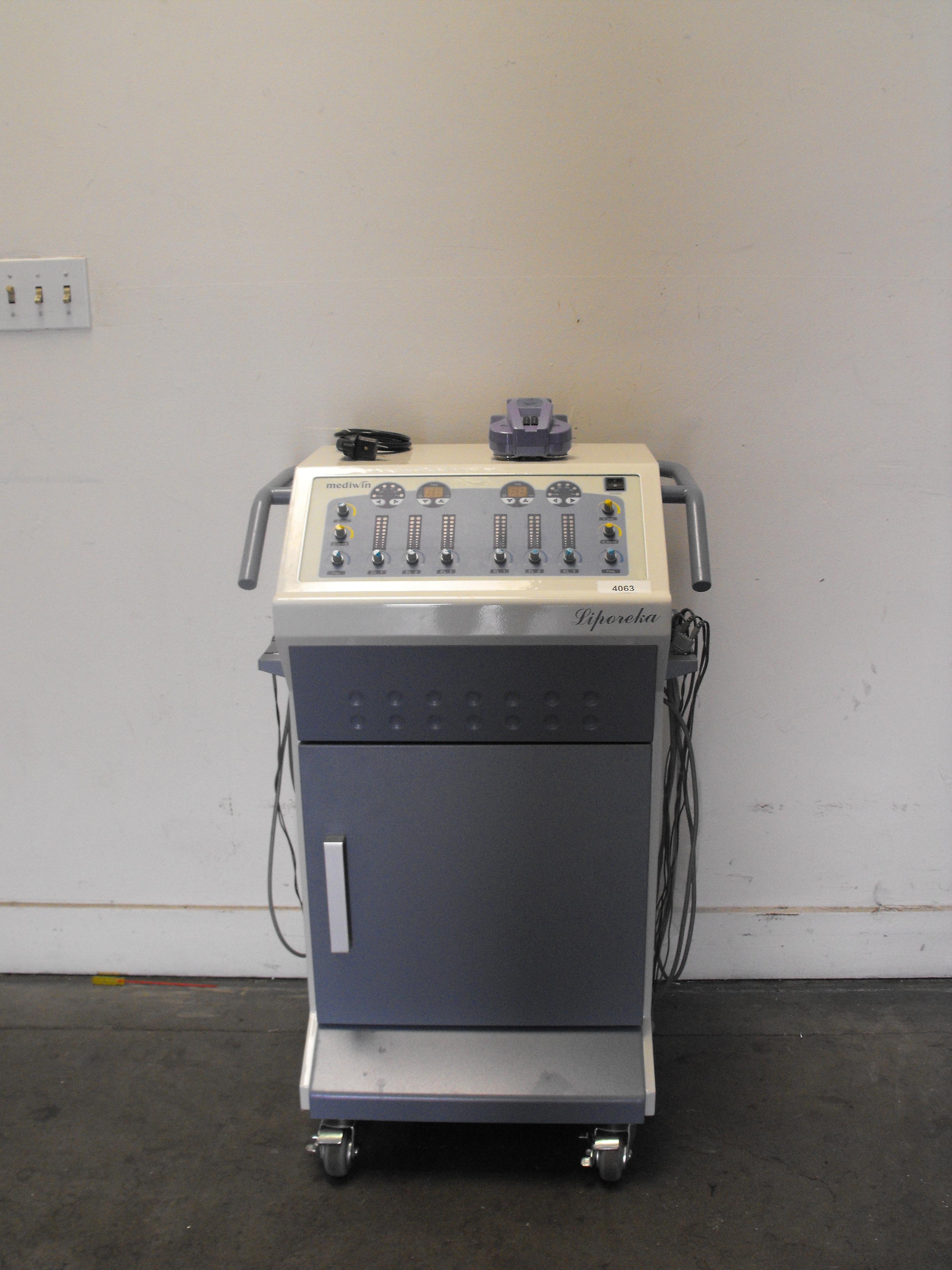 Liporeka  Multi-Ultrasound System 2008