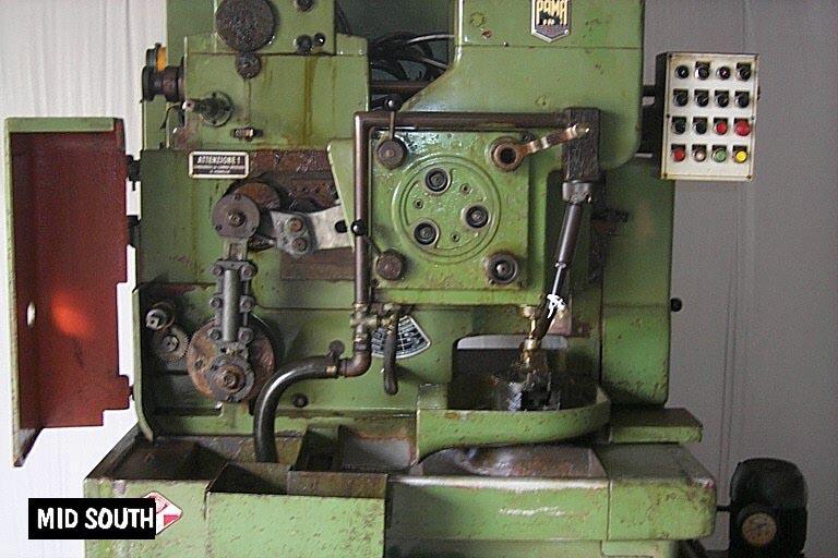 Pama OMA-805-S Gear Shaper