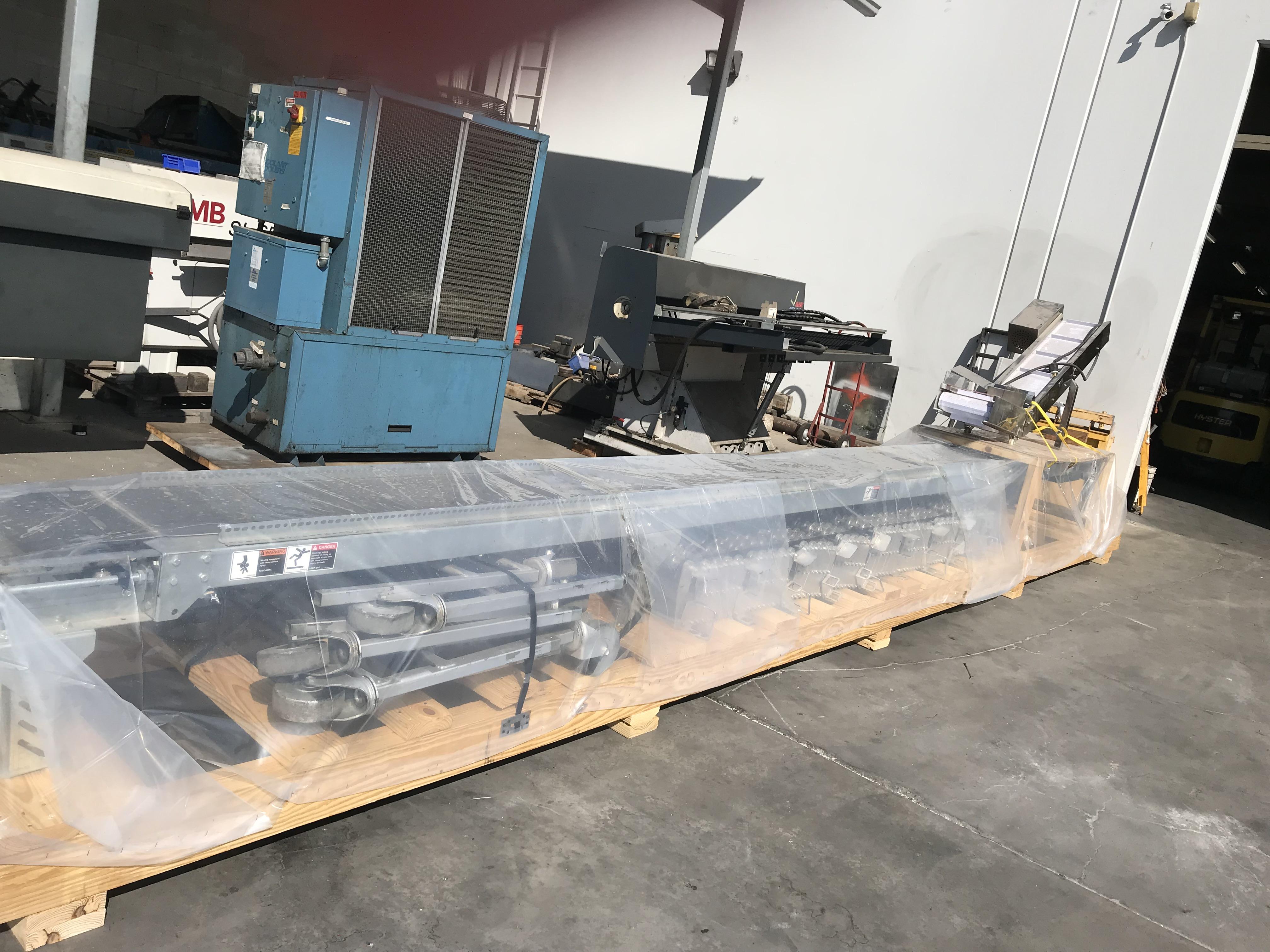 Penglai Machines Liquid Pouch Filling Line Model# YX-LP1000 Qty.6