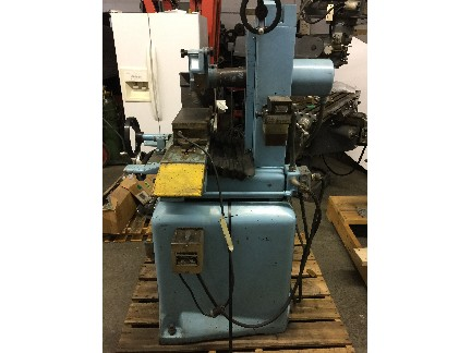 Boyar Schultz Challenger HR612 Handfeed Surface Grinder with: Walker 6x12 Magnetic Chuck, Lube Unit, and Wheel Wrench.