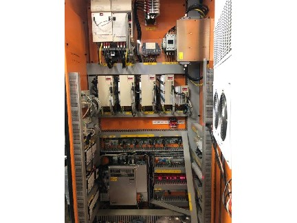 HURCO VTXU 5 Axis VMC 2007, with: Hurco Dual Screen Control  and more.