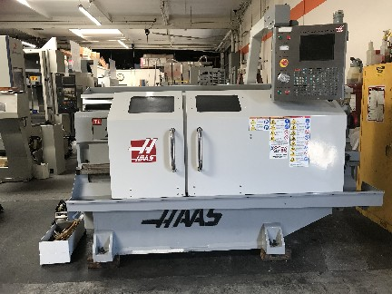 Haas TL2 CNC Toolroom Lathe 2007, with: Haas Control, Tailstock, 10
