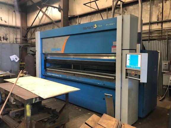 2010 Safan, E100-3100, 10' x 100 Ton, Servo Electric Press Brake