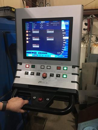 Prima Power Platino 1530, 5000 Watt CO2, 5' X 10', 2012, #16969