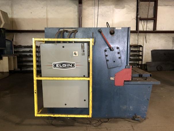 """2006 Elgin, 13' x 1/4"""" Hydraulic Shear"""