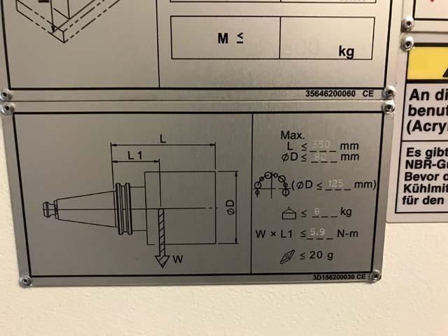 Mazak Smart-430A CNC Vertical Machining Center