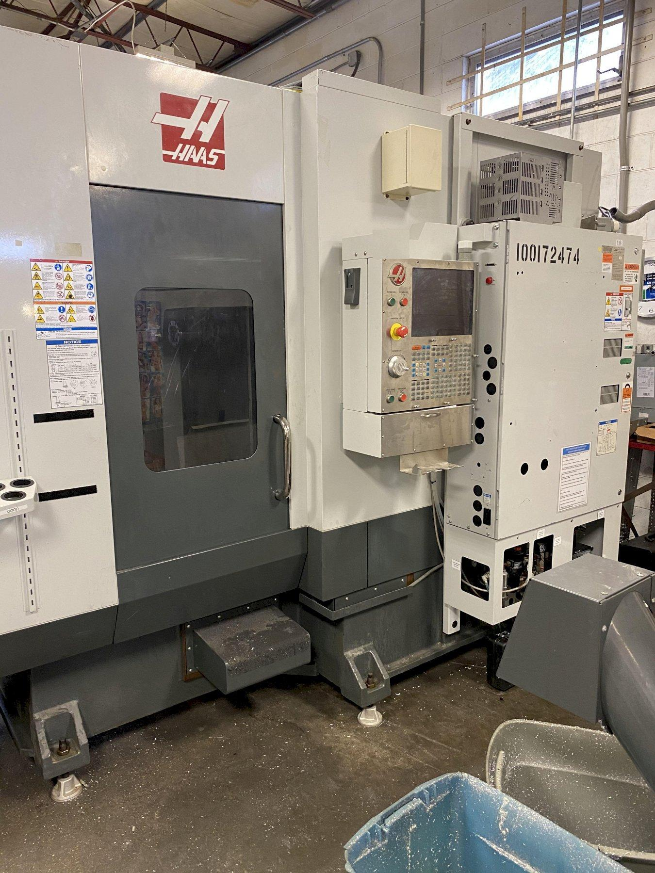 Haas EC300 CNC Horizontal Machining Center (2012)