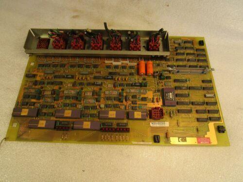 Siemens Acramatic Cincinnati Control Board 3-531-4085A Rev F SAM Board