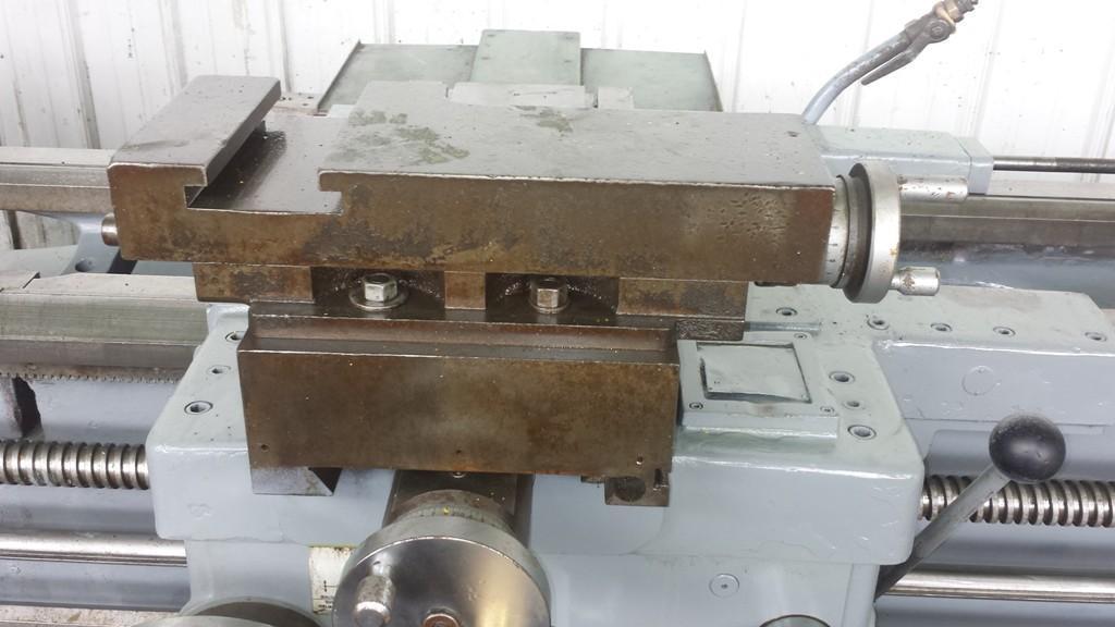 "25"" X 72"" SUMMIT GAP BED ENGINE LATHE: STOCK #62238"