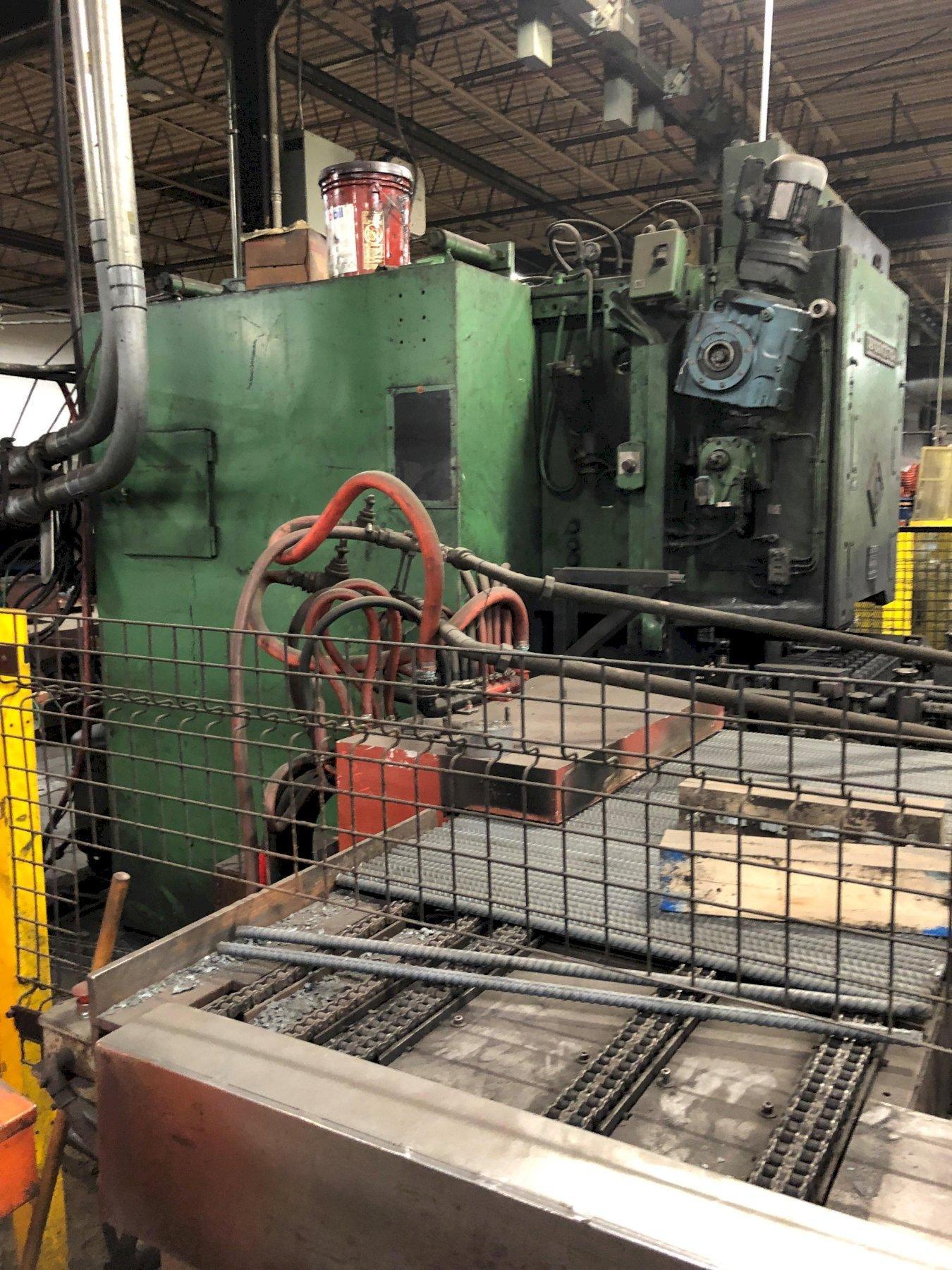 Hasenclever Forging Press Model WSHK 250