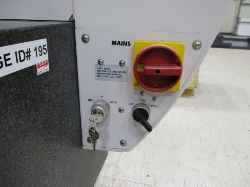 ZEISSZeiss Spectrum 10/10/6 RDS DCC Coordinate Measuring Machine