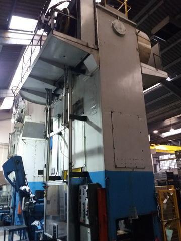 360 Ton Forging Press