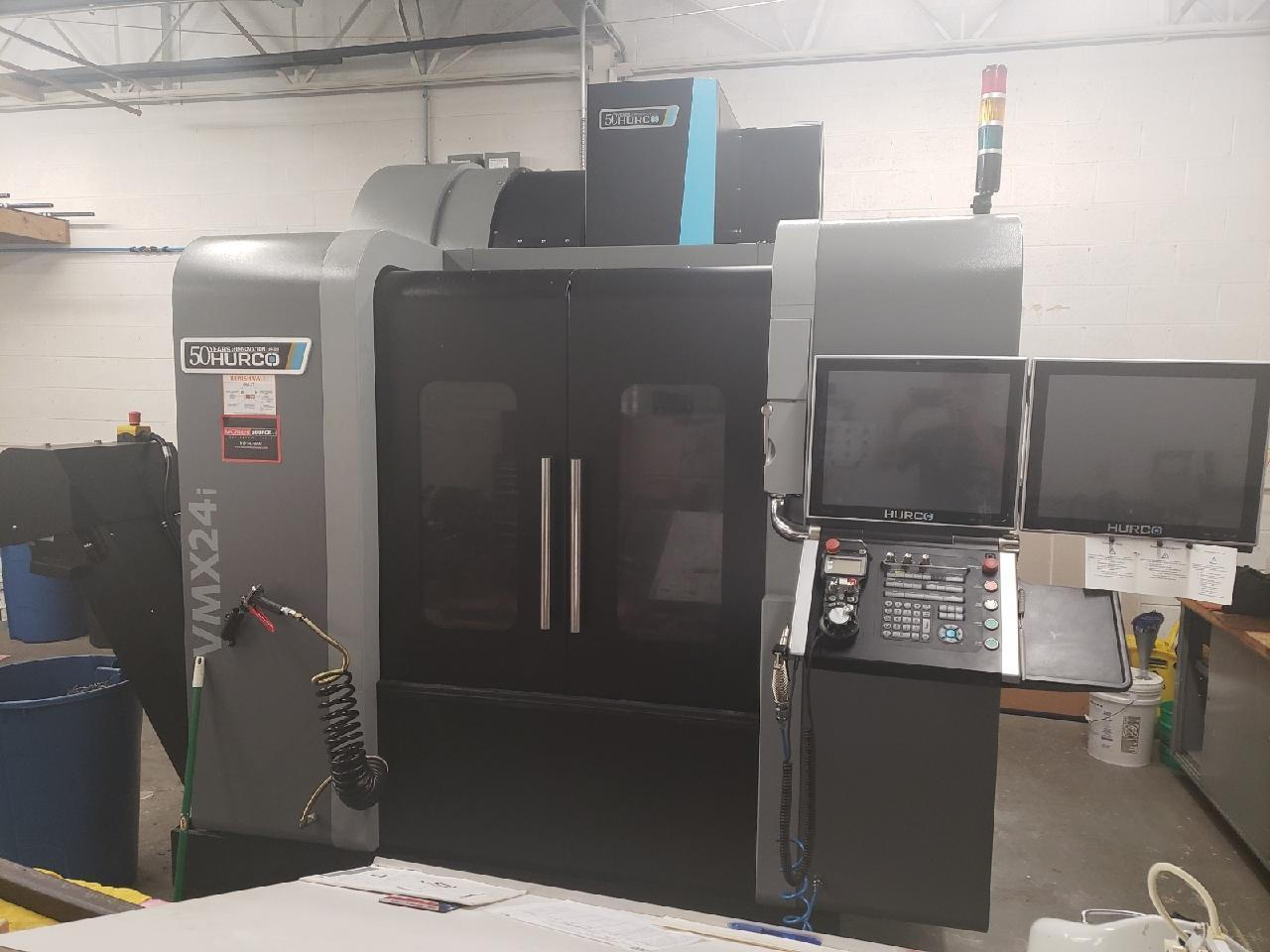 2019 Hurco VMX24iXP Vertical Machining Center