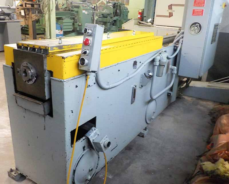5-Ton Ohio Broach Model H548 Horizontal Internal Broaching Machine