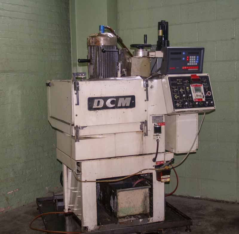 "18"" DCM Model IGM180 Vertical Spindle Rotary Surface Grinder"