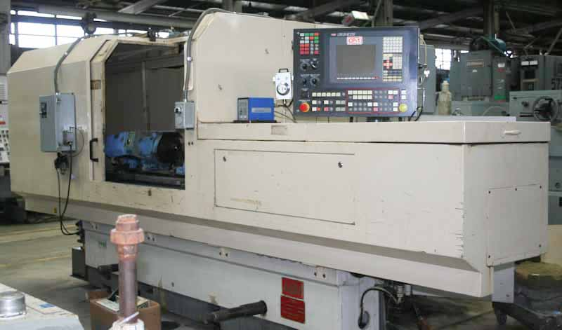 """12"""" x 40"""" Toyoda Select G-100II 45M Combination Straight or Angle Head CNC Grinder"""