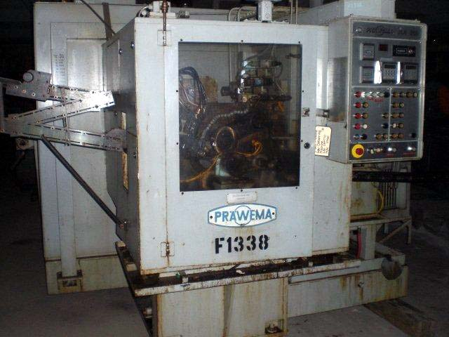 Prawema Model RA-200 Gear Chamfering Machine
